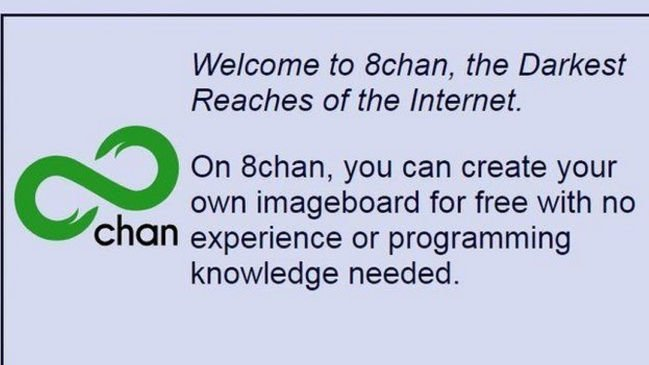 Will taking down 8chan stop the worst people on the internet? | News