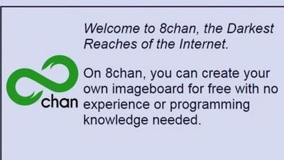 Will taking down 8chan stop the worst people on the internet?
