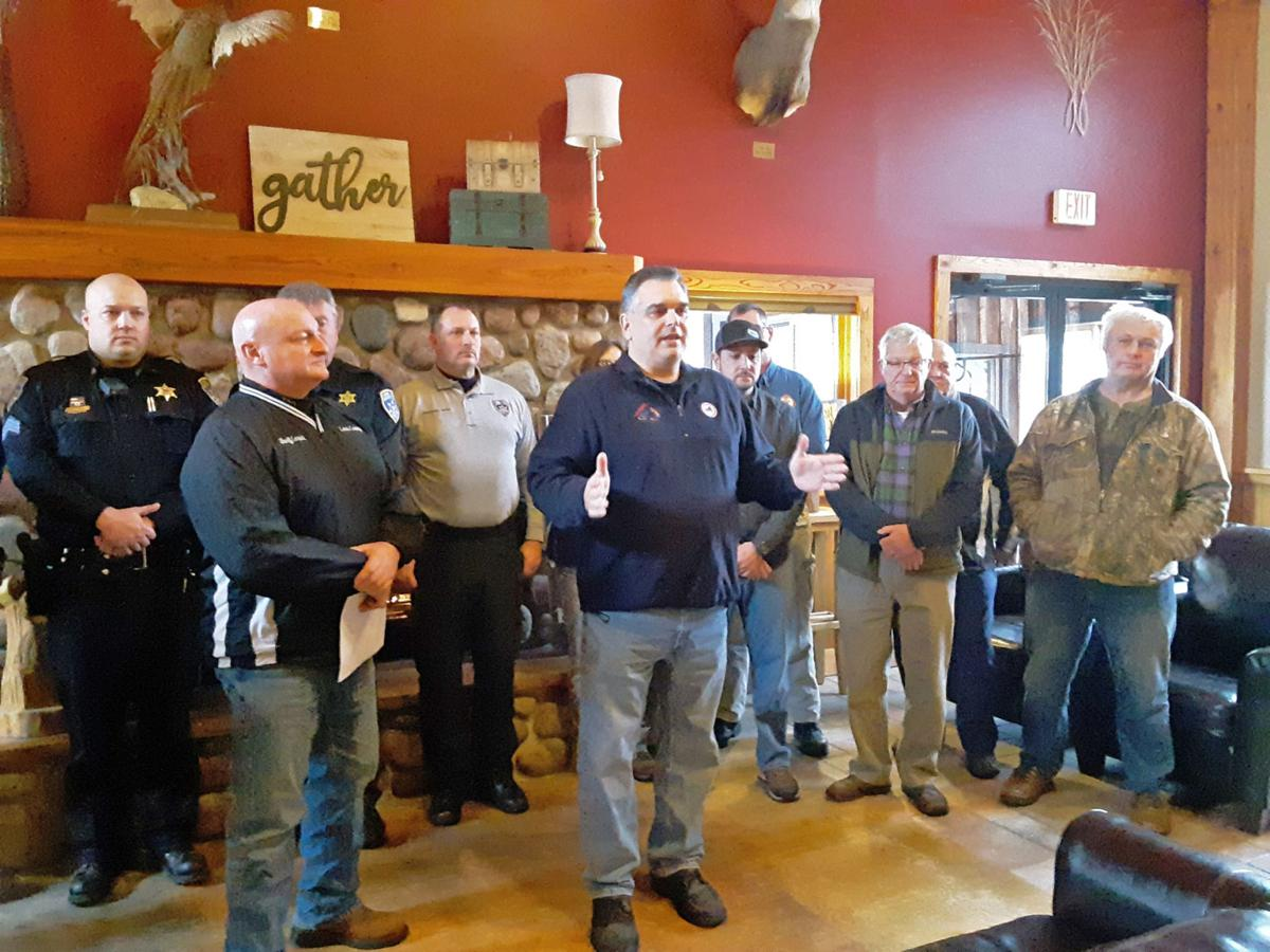 Lewis sheriff asks snowmobilers to ride responsibly, respectfully