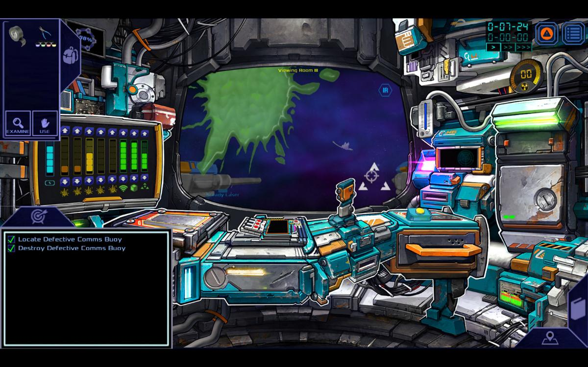 Local developer describes new digital sci-fi adventure as a 'fight against chaos'