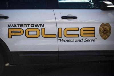 Watertown police cruiser