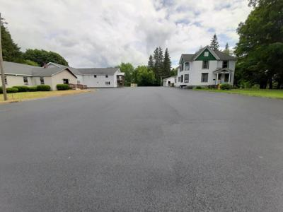 Paving project completed