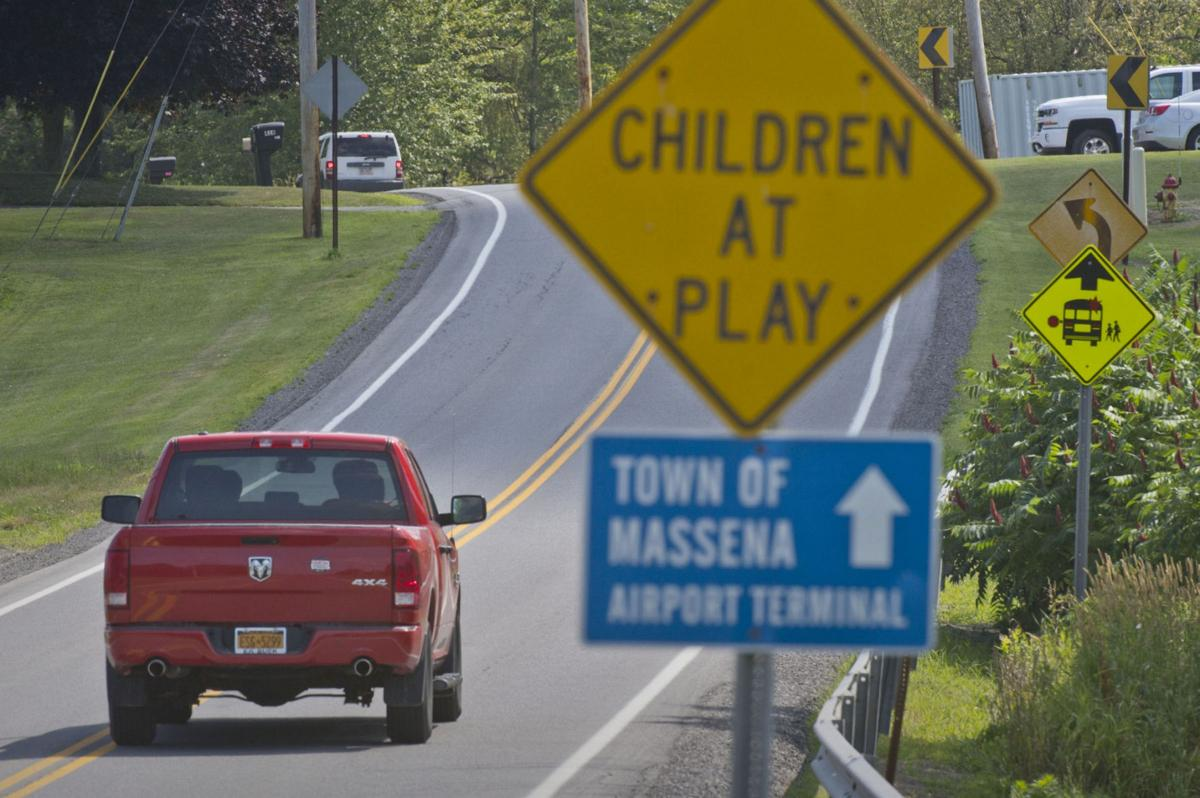 Massena seeks to alter speed on N. Racquette River Road
