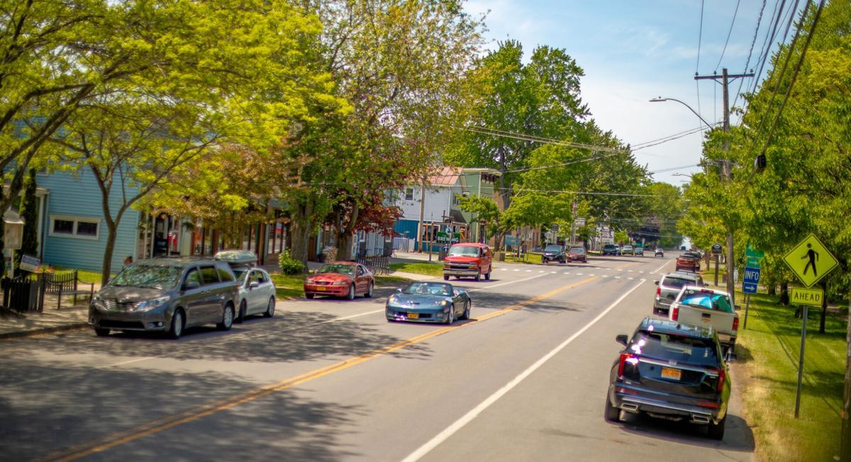 Downtown Cape Vincent