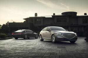What American automakers once delivered, the Genesis G90 supplies.