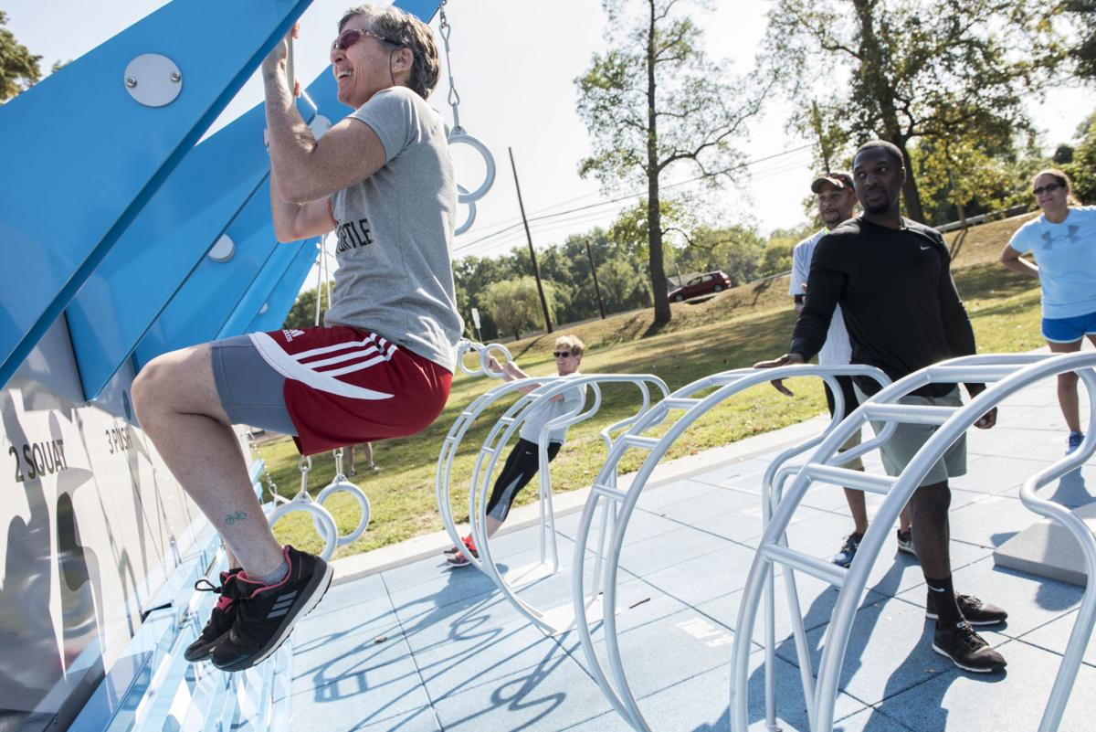 Towns take lunge toward healthier living