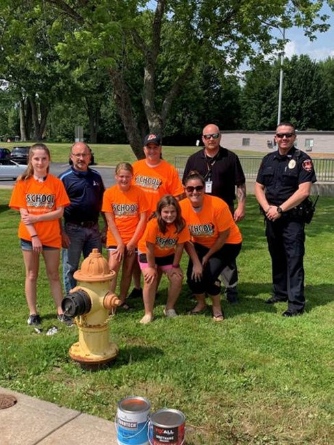 Can you rescue a fire hydrant?
