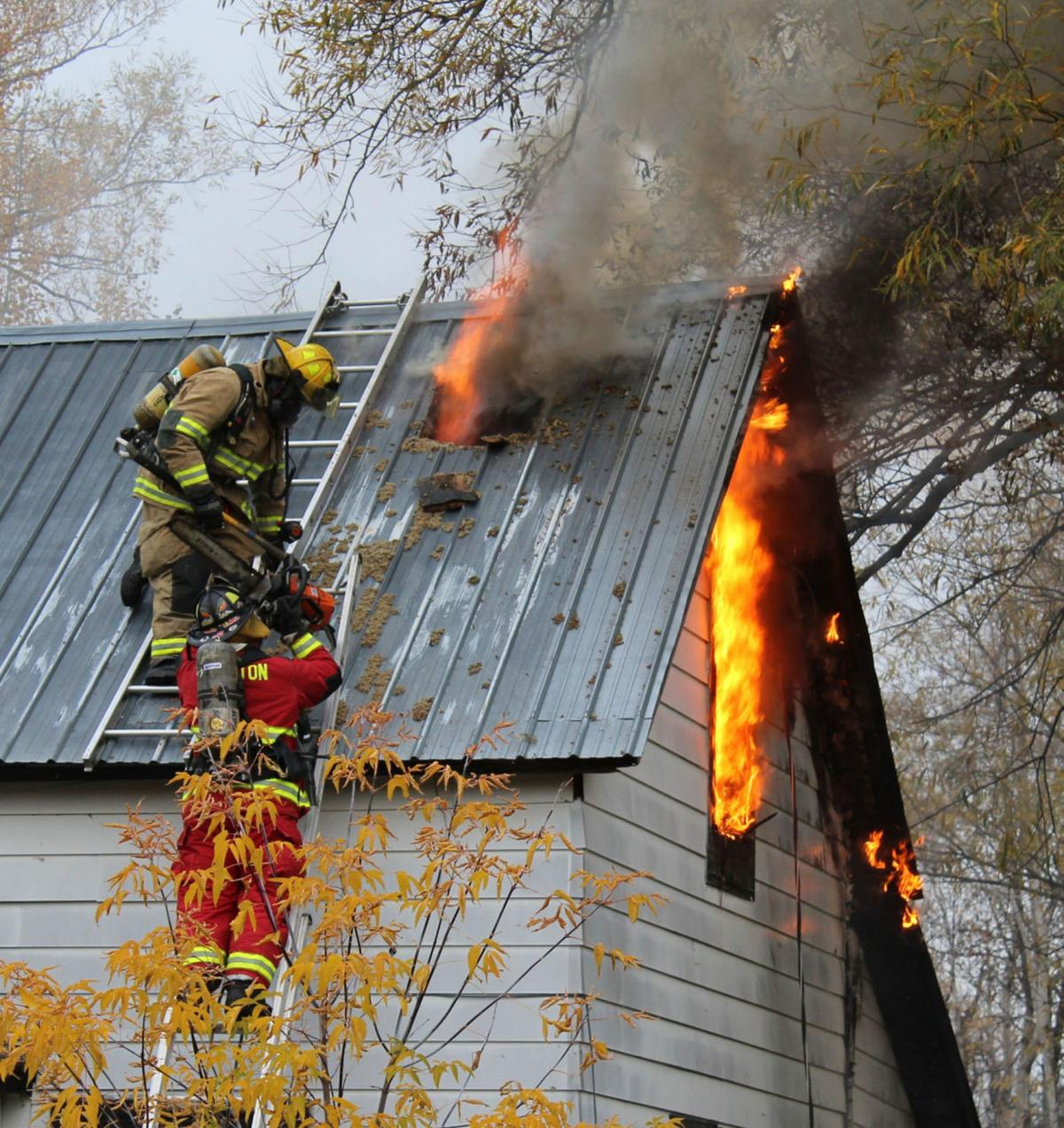 Bangor fire cause investigated