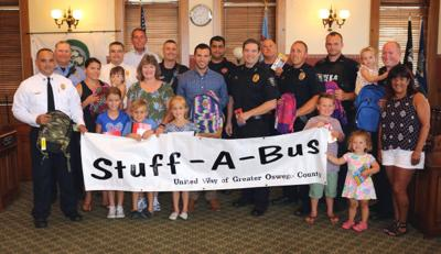 United Way's Stuff-A-Bus Campaign adopts changes