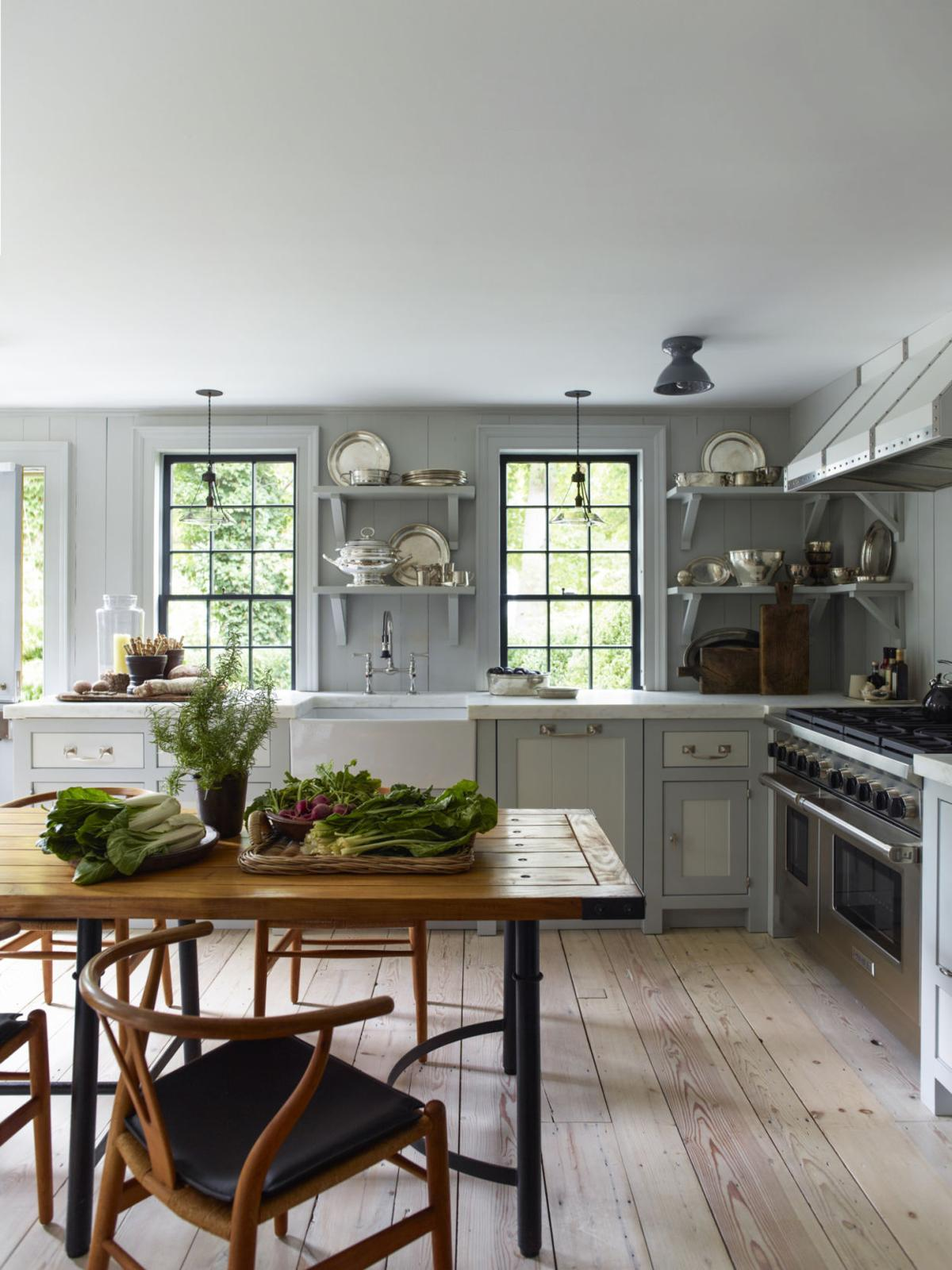 KITCHEN TABLES are making a comeback
