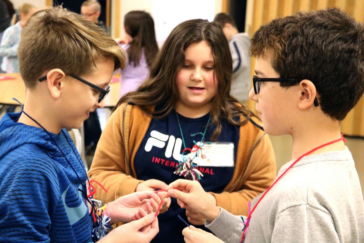 Central Square students attend Fifth Grade Leadership Conference