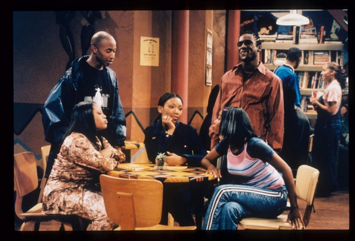 Netflix adds 'Moesha' and six other classic Black sitcoms to its library