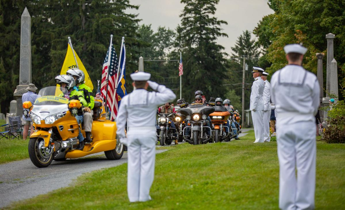 Pearl Harbor sailors to be honored