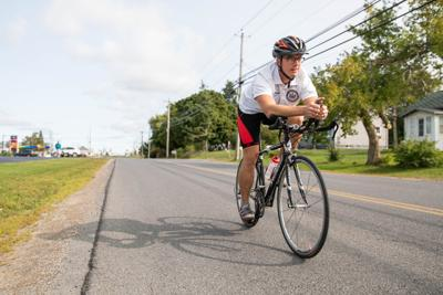 Walczyk to bike 116 miles in election fundraiser