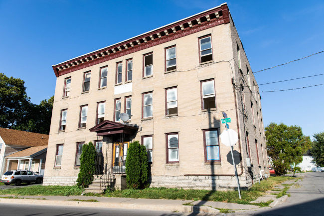 Vacant city buildings get new life
