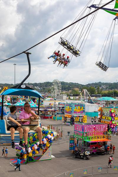 Marijuana at State Fair prompts review of smoking policy