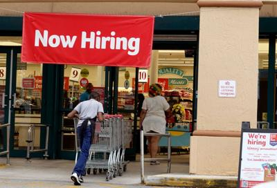 Defining a decent jobs market key for fed's support