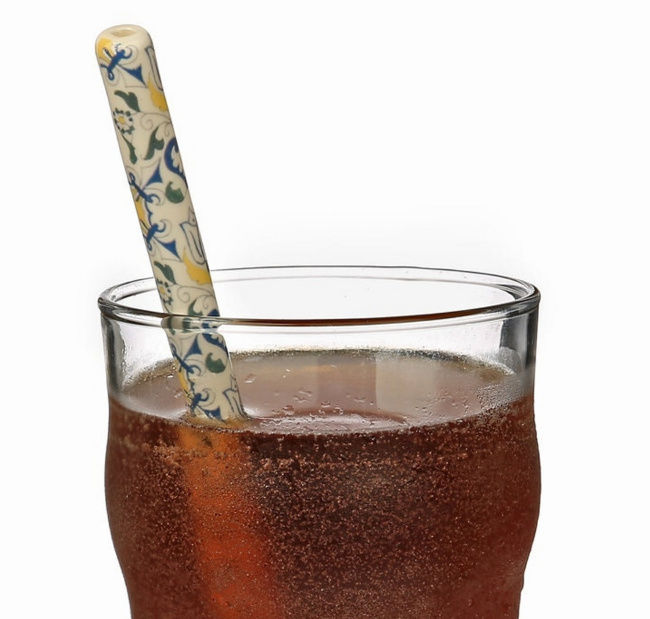 If a paper straw isn't your thing ...