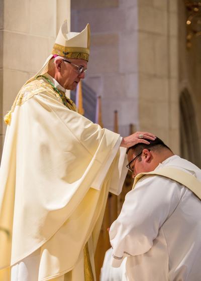 Ogdensburg native ordained as Catholic priest