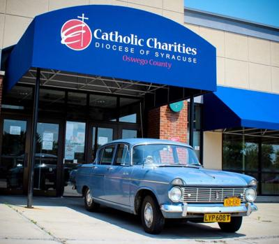 Catholic Charities presents Classic Cars and Chicken Sept. 7