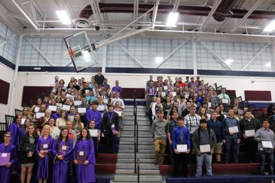 National Technical Honor Society honors inductees at CiTi