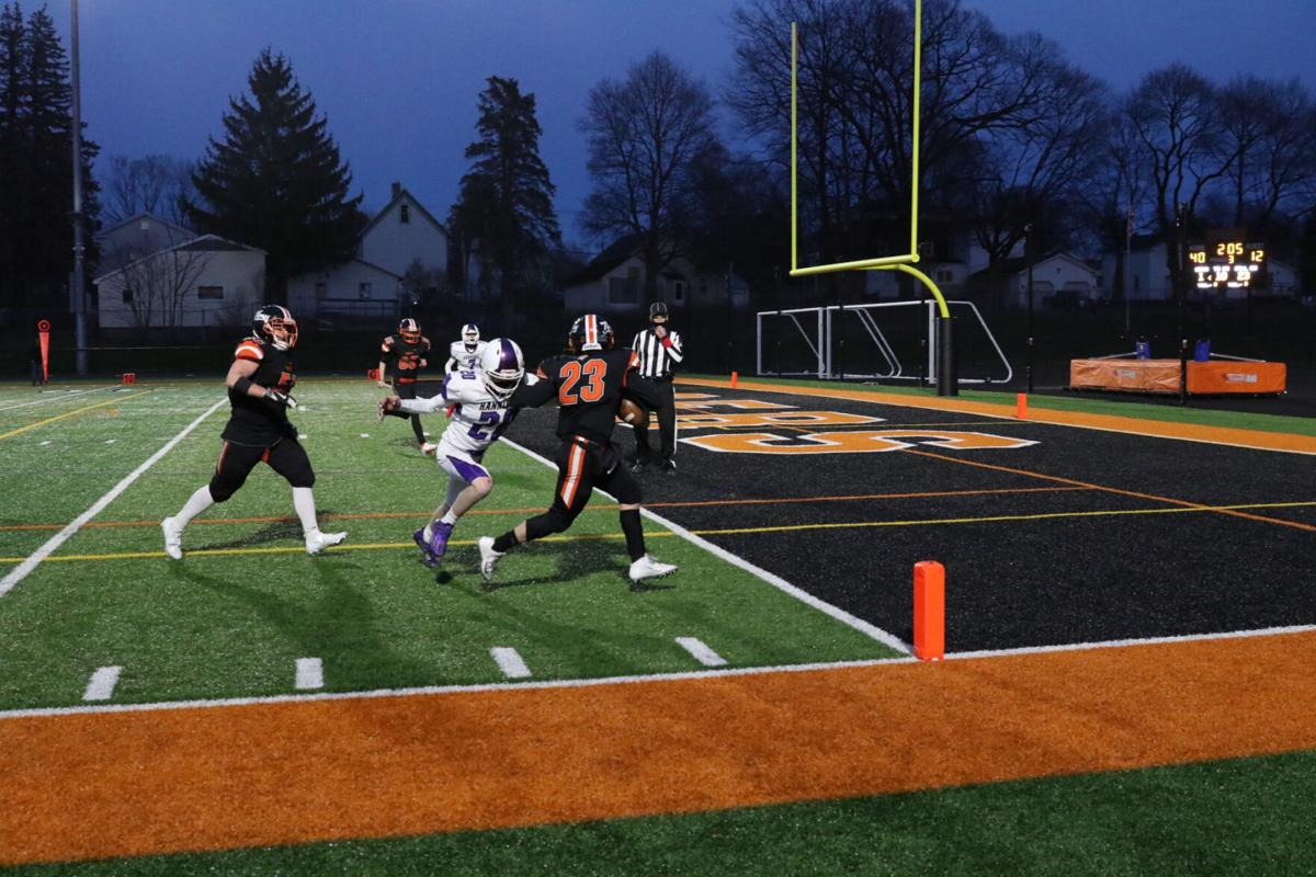 Commitment to football pays off for Tigers