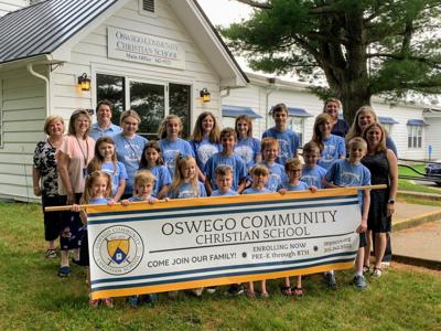 """Oswego Community Christian School featured in """"Your Town"""" segment"""