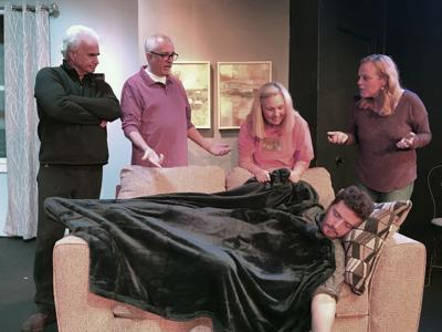 Oswego Players and the Church of the Resurrection continue a 15 year theater collaboration