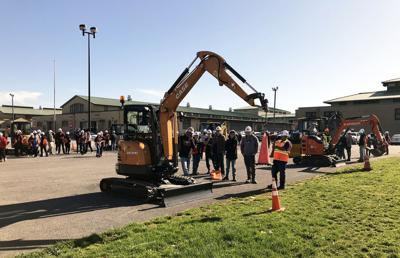 CiTi students participate in Construction Career Days