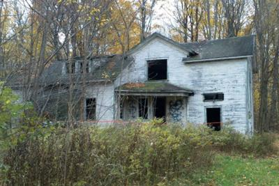 Three teens accused of setting 'haunted house' fire