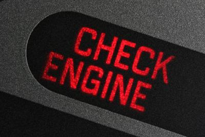 How driving can reset the 'check engine' light