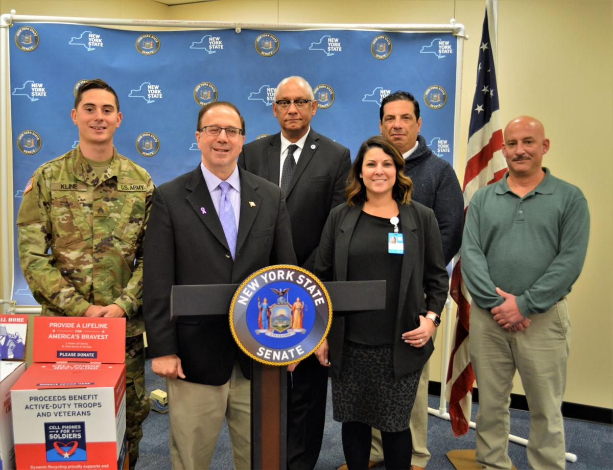 Cell Phones for Soldiers drive makes final push