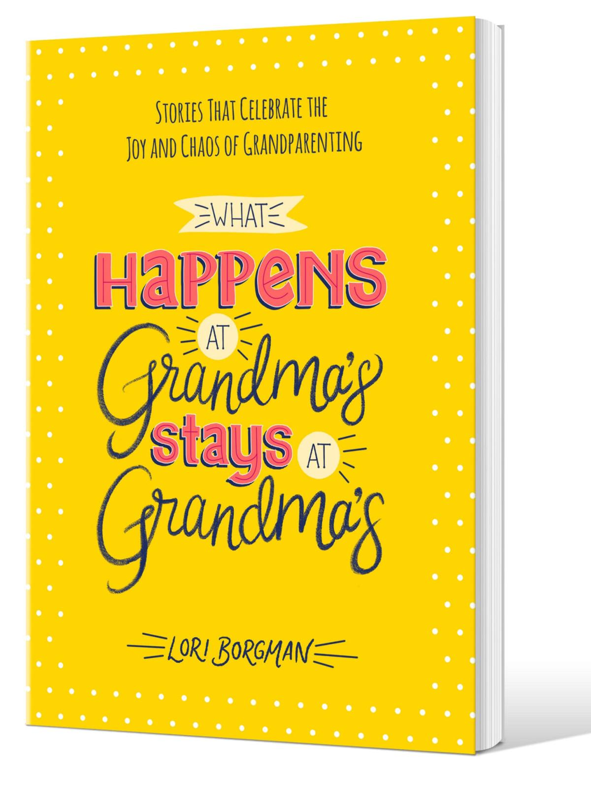 Grandma Lori Borgman shares rules and rowdiness of the roost in her latest book