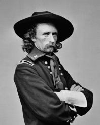 Lt. Col. George A. Custer