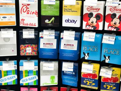 Buying gift cards for the holidays? Beware of this scam