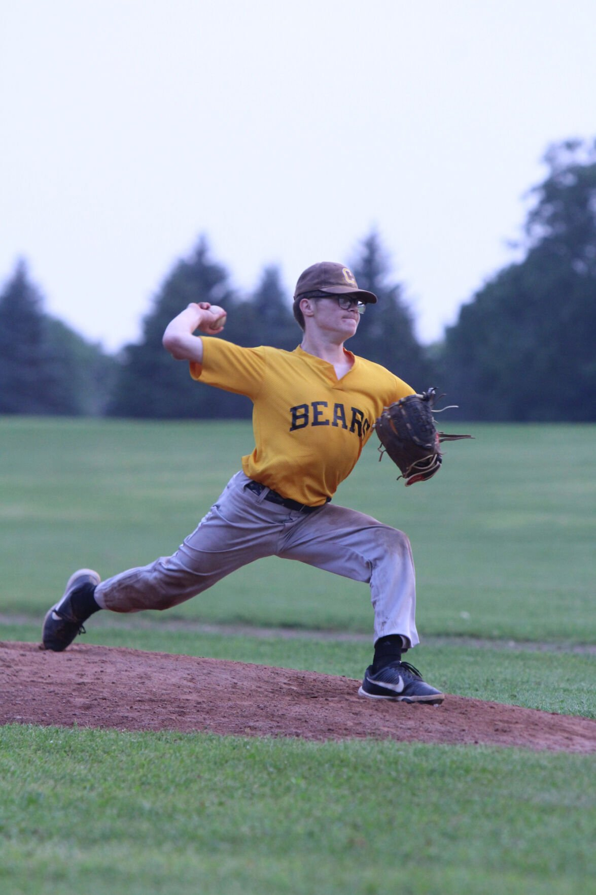 Canton uses reliable formula to down Lisbon in 15U semifinals