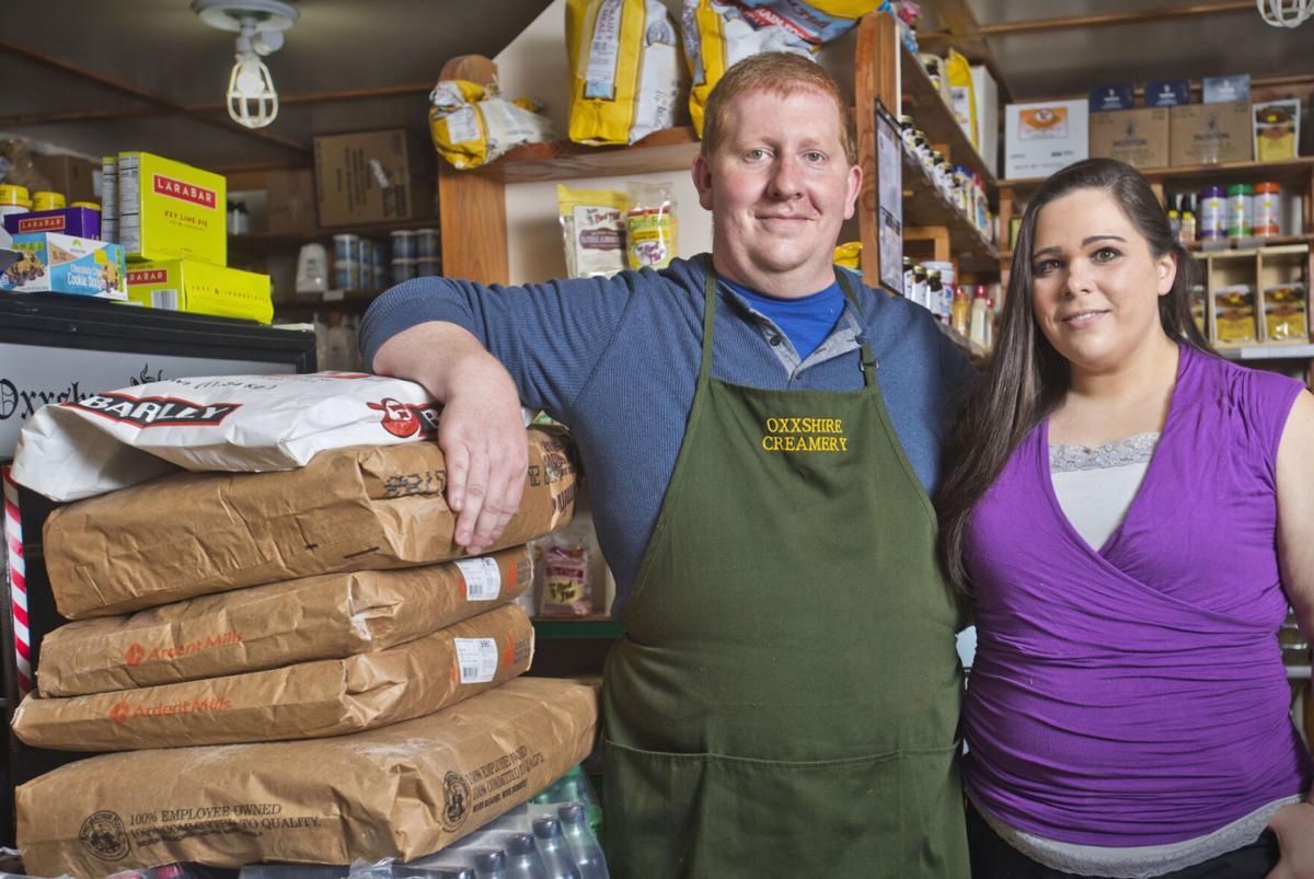 Rensselaer Falls store has oasis of food offerings in rural setting