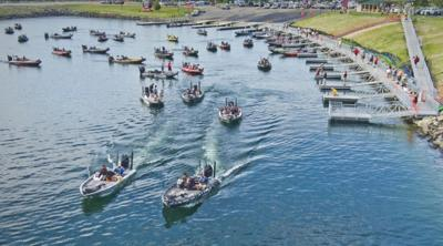 Officials measure lure of fishing events