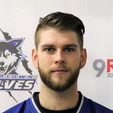 Wolves' Pominville named FHL goalie of month