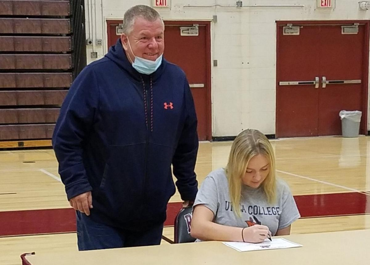 Central Square's O'Hara inks commitment to Utica College women's lacrosse