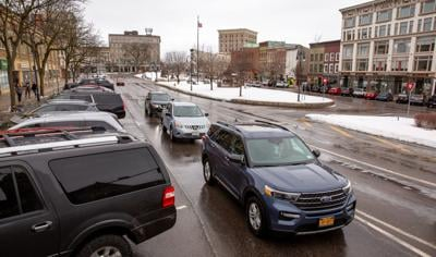 City using state grant to reduce downtown traffic