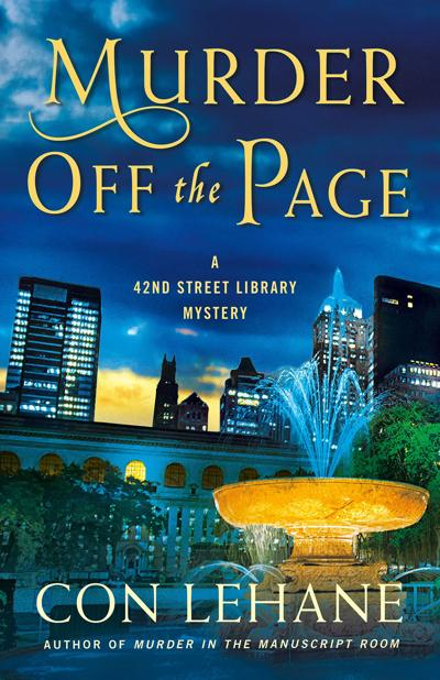 Library-set murder mystery a page turner