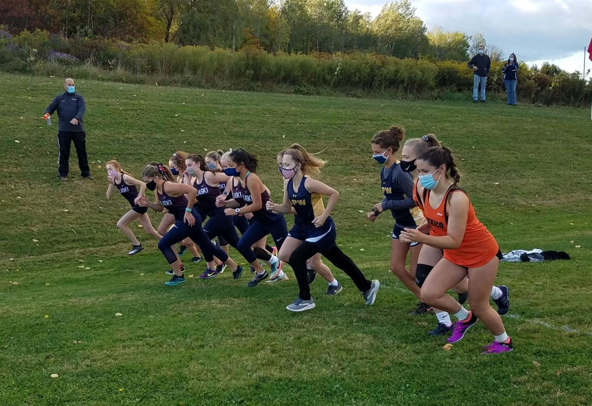 Excitement evident in eyes of Oswego County cross country runners