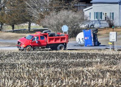 St. Lawrence County to replace dump truck totaled in collision