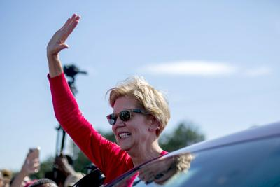 Warren has many plans, but on health care, she's with Bernie