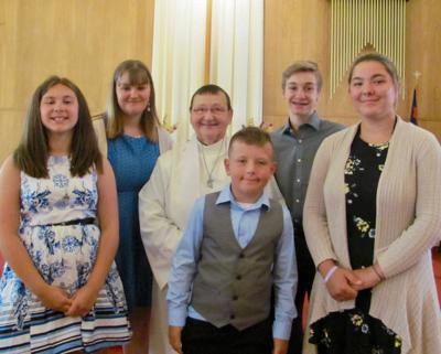 Youth confirmed at Minetto United Methodist Church