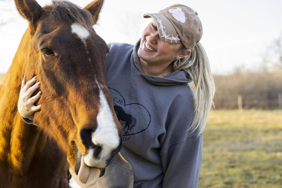 Hippotherapy is the use of horseback riding as a therapeutic or rehabilitative treatment