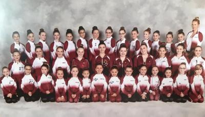 Dancers wrapped up competition season