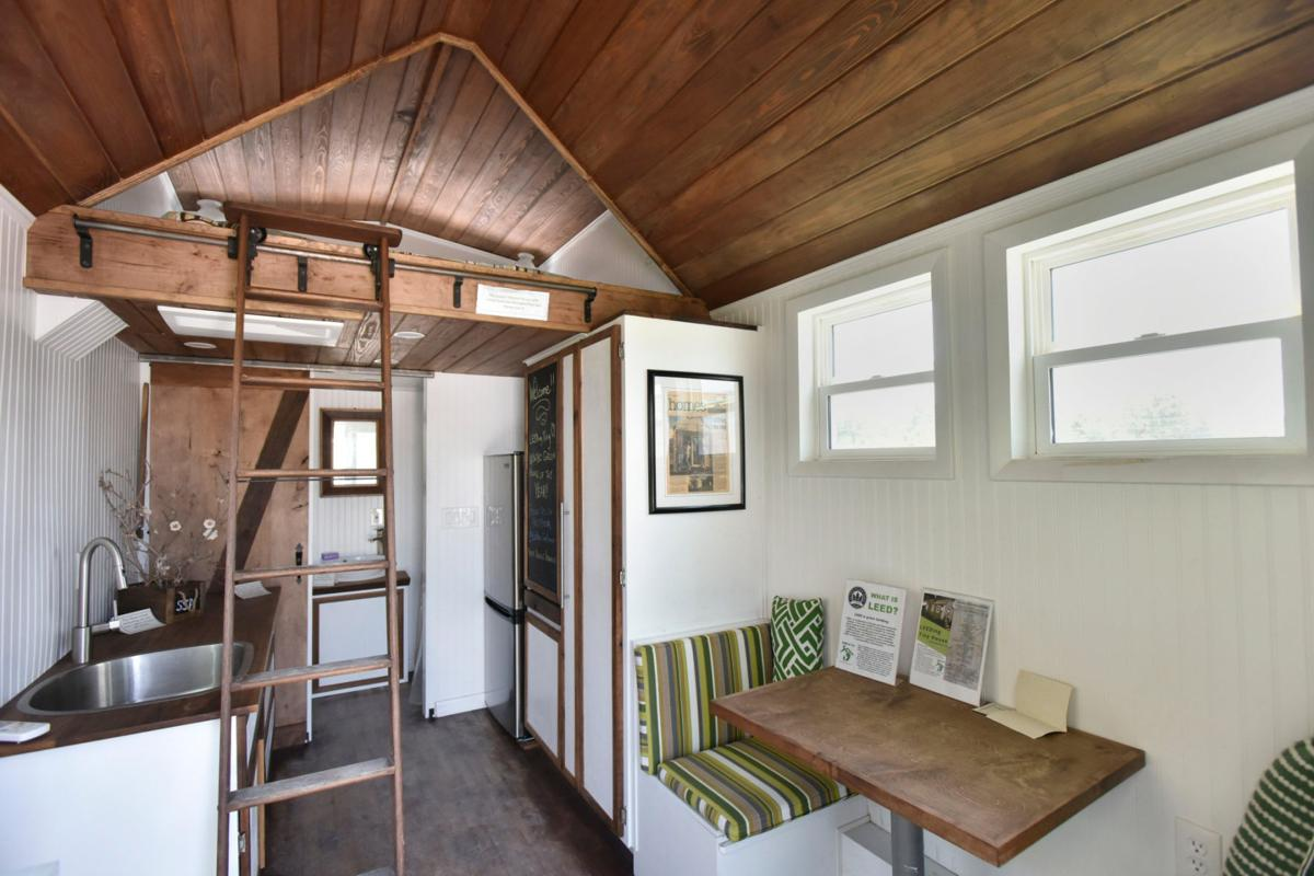 tiny-house living can be BIG-TIME WASTEFUL