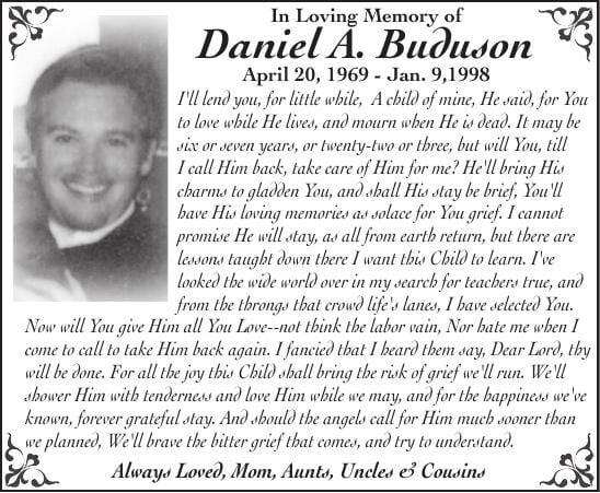 Danny Buduson